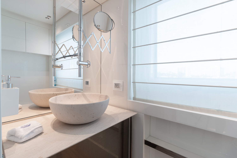 Ensuite Bathroom Detail