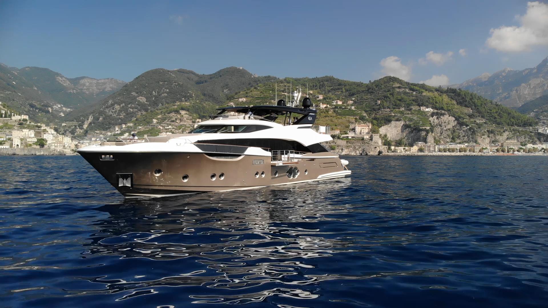Motor Yacht VIVALDI