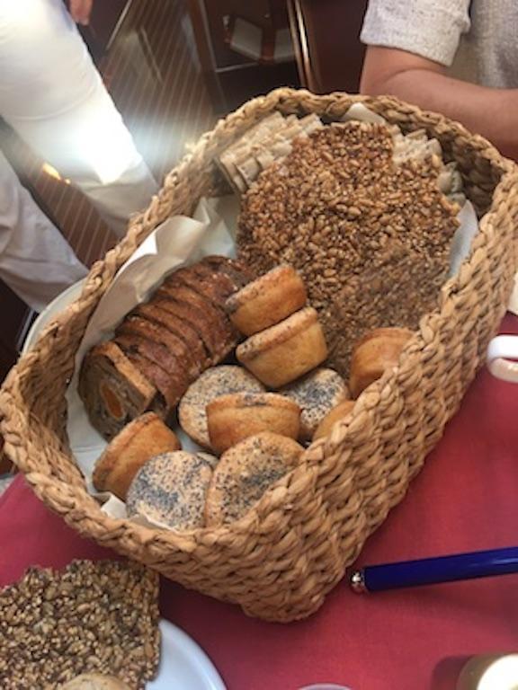 Ichiban Brekkie B Homemade Bread
