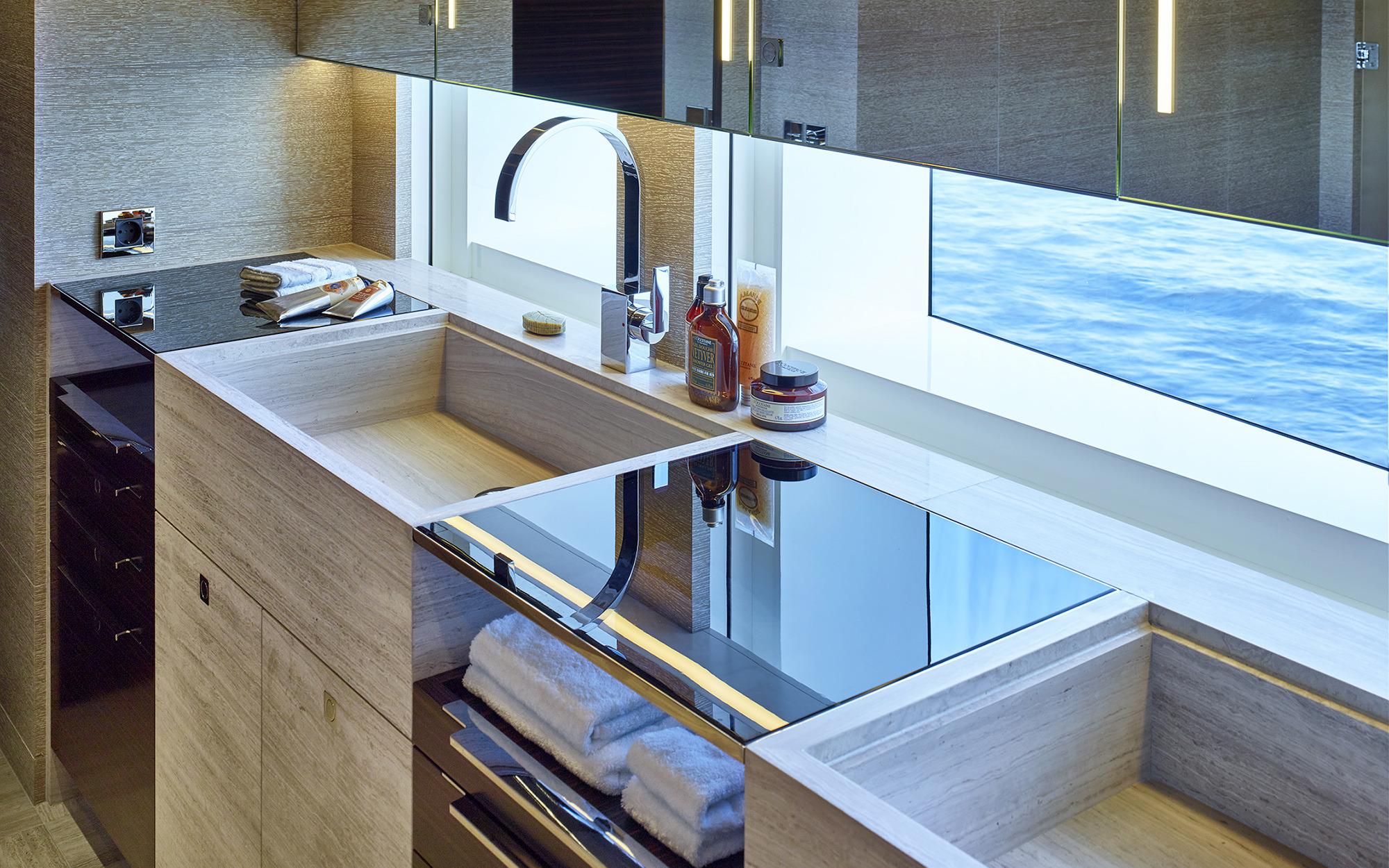 Bathroom Image Gallery - Bathroom - Bathroom – Luxury Yacht Browser ...