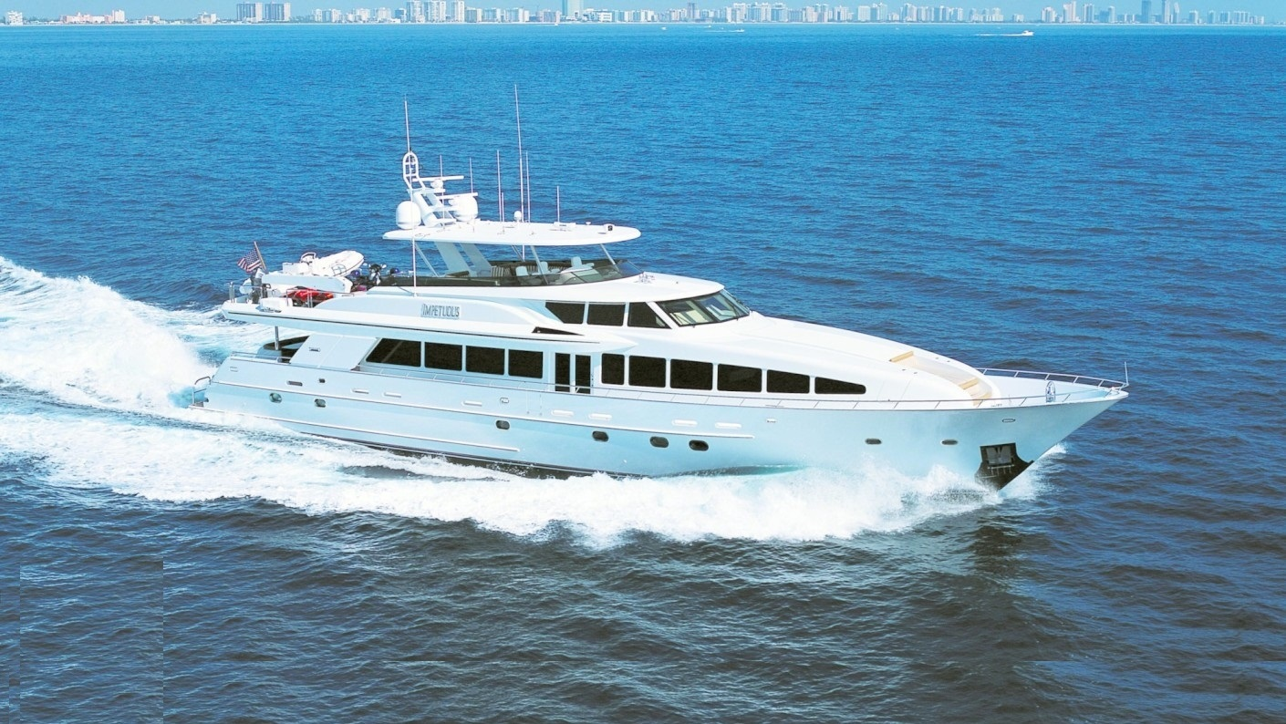 Impetuous Yacht Charter Details Crescent Charterworld