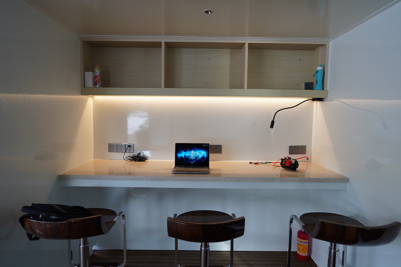2nd Floor Working Area