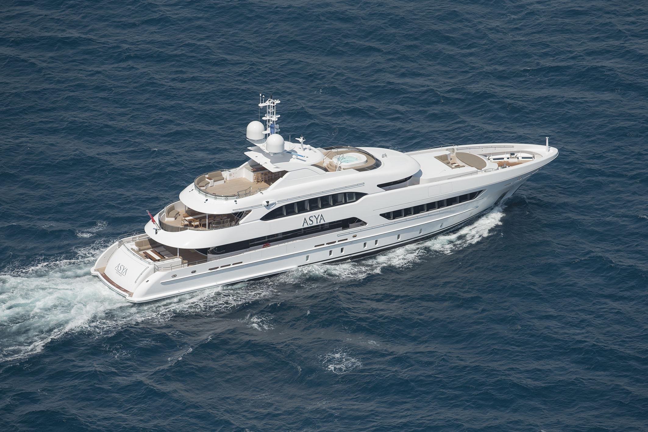 47m Heesen Yacht