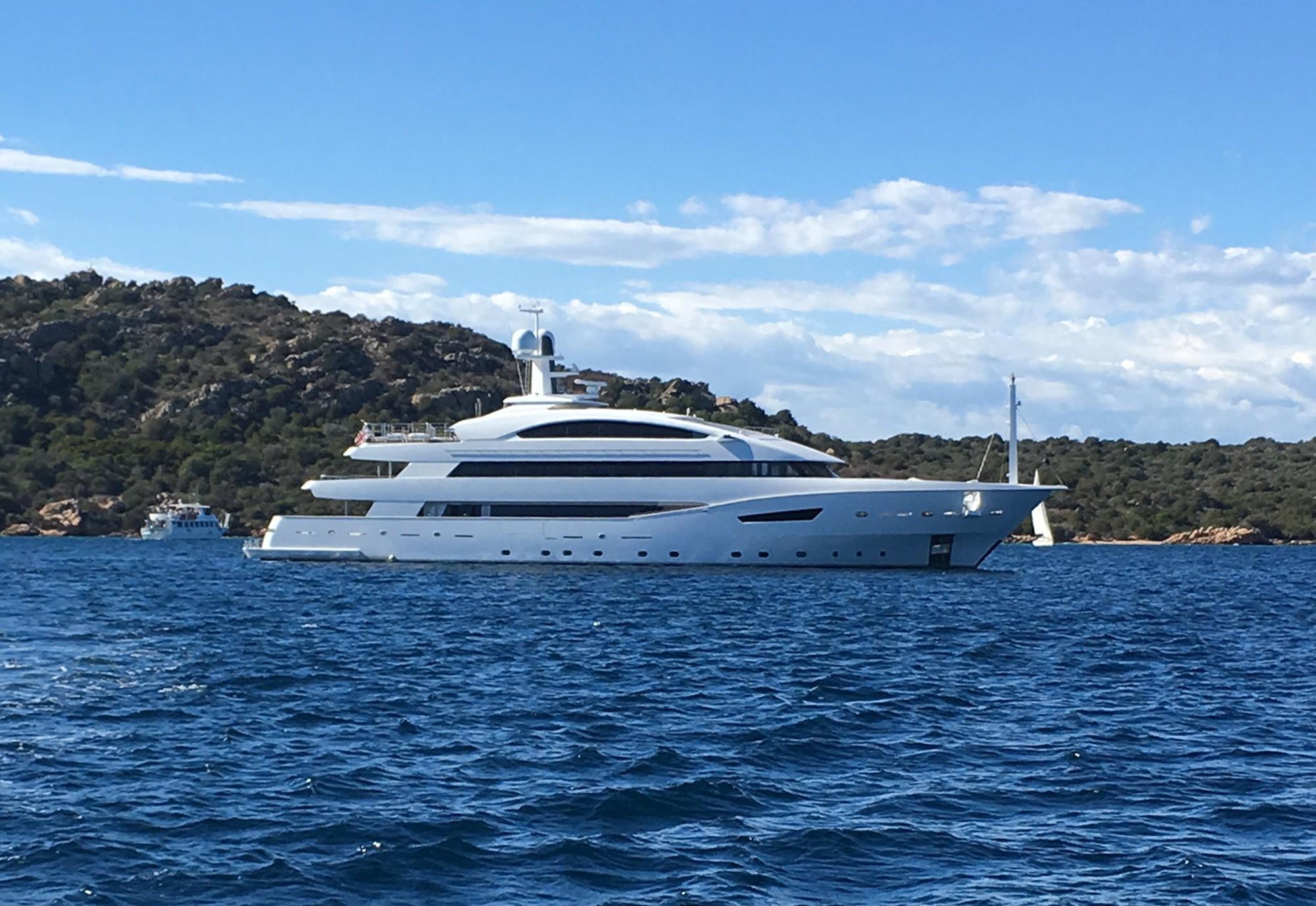 50m Luxury Yacht Profile Photo