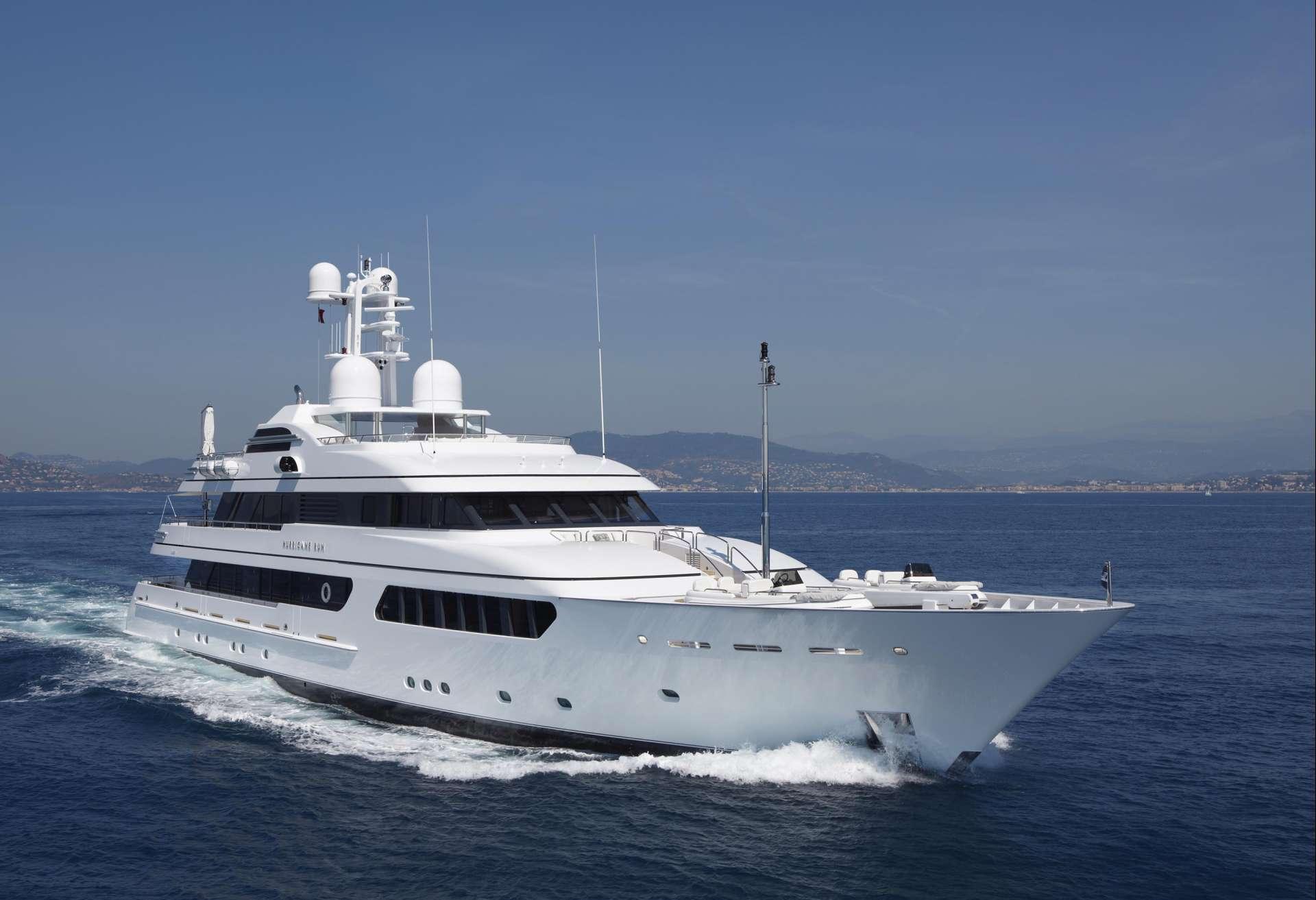54m Feadship Superyacht Profile