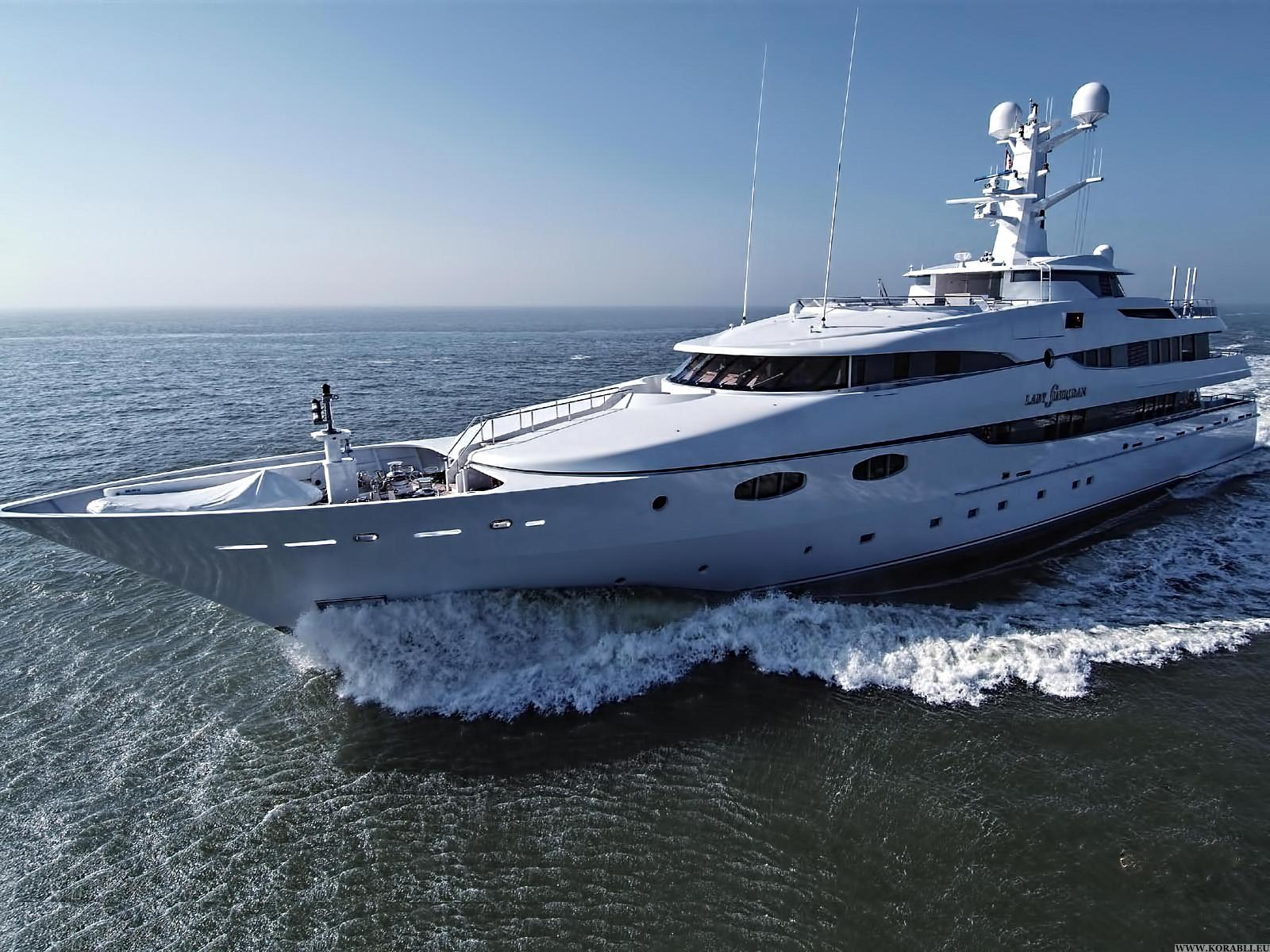 58m Custom Mega Yacht By Abeking & Rasmussen