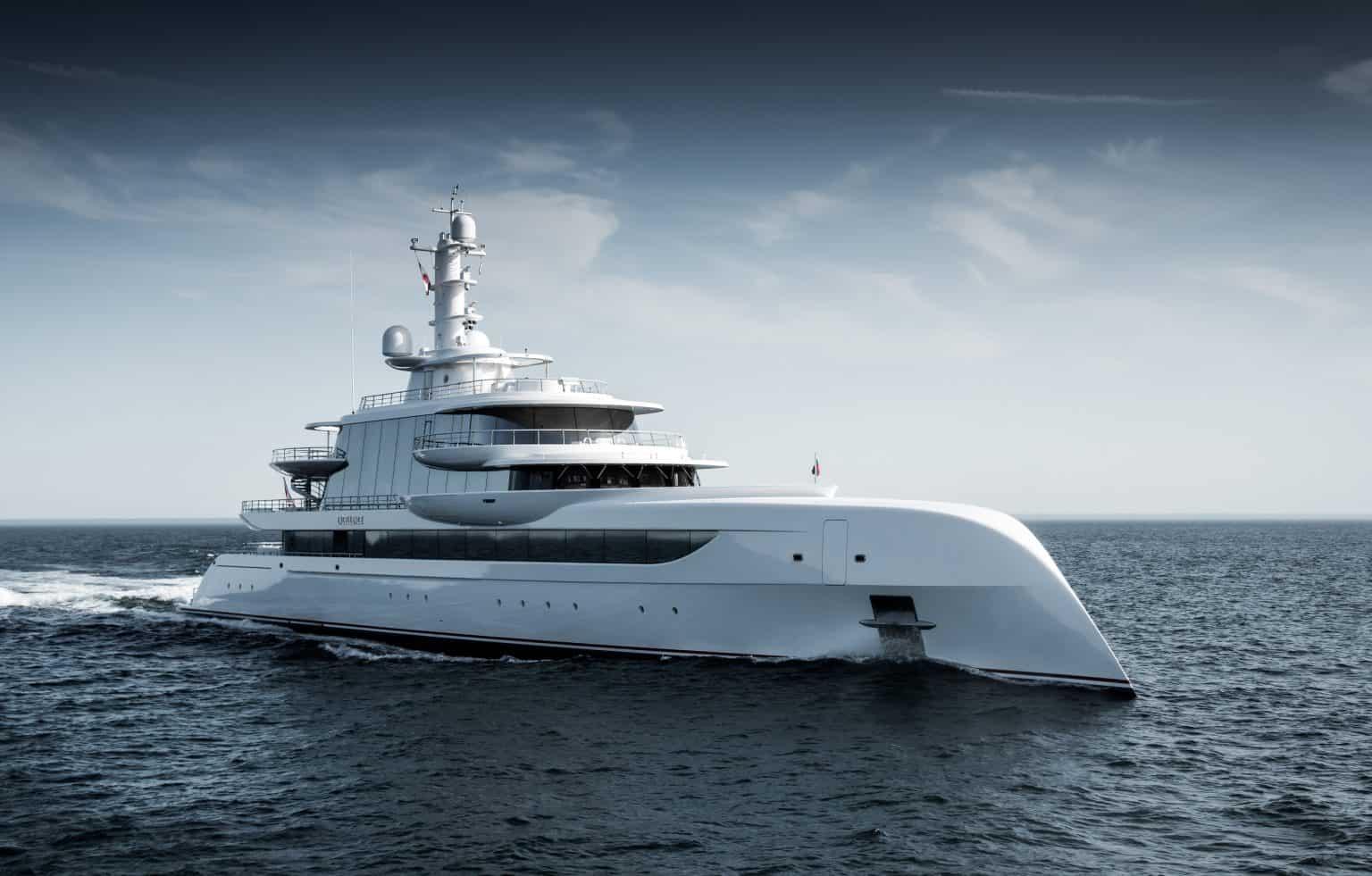 80m Mega Yacht By Abeking Und Rasmussen