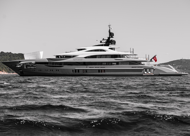 80m Superyacht Profile
