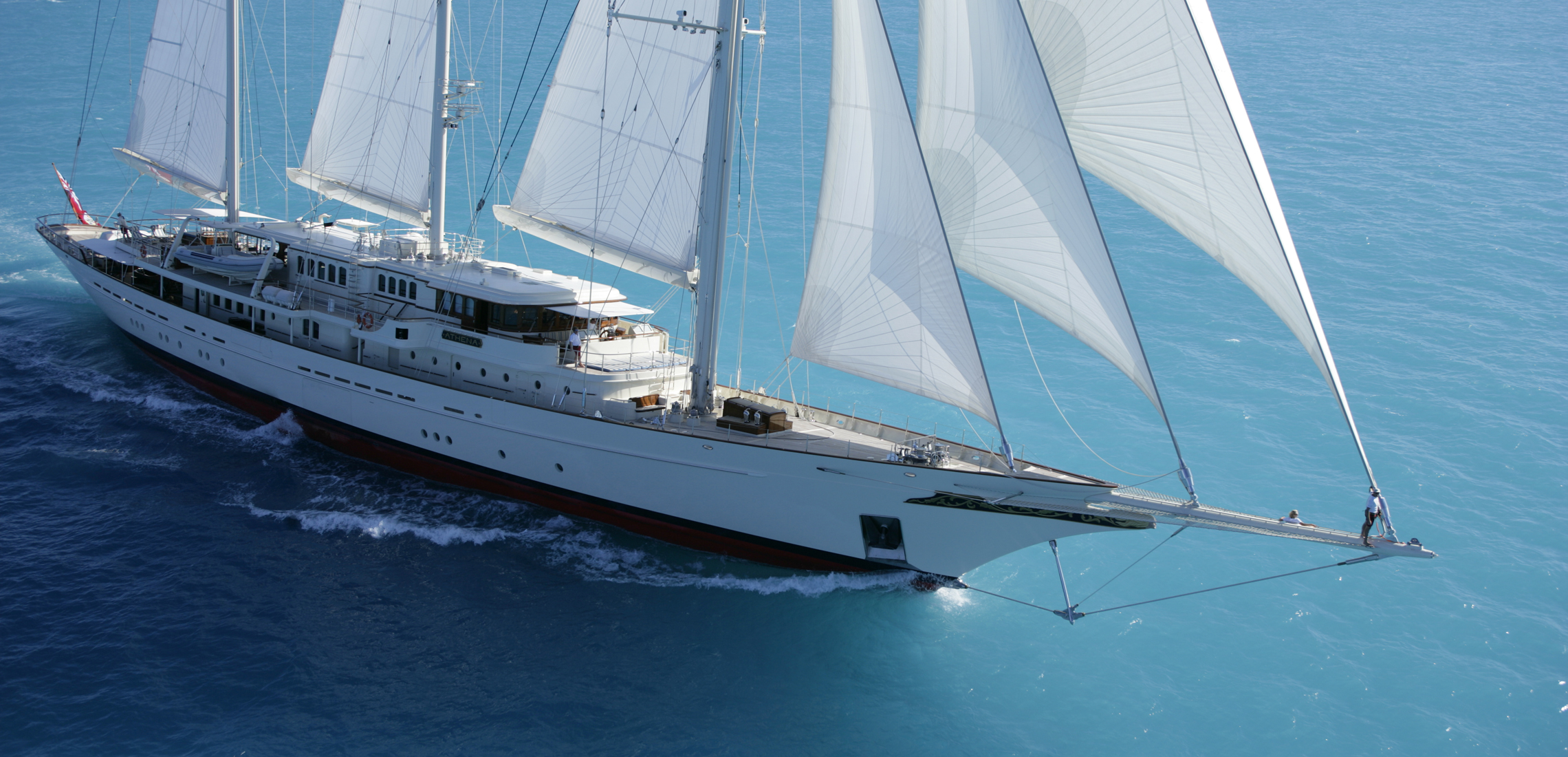 90m Luxury  Schooner