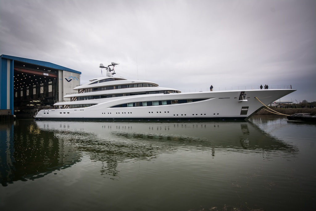 96m Superyacht Feadship