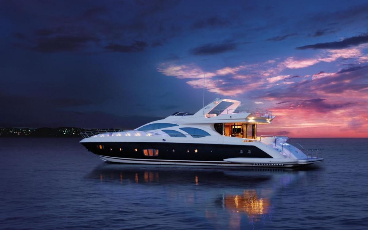 AZIMUT Yachts Leonard 98