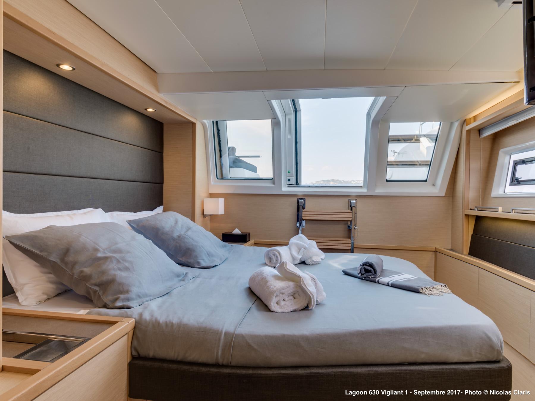 Aft Guest Cabin Port Side