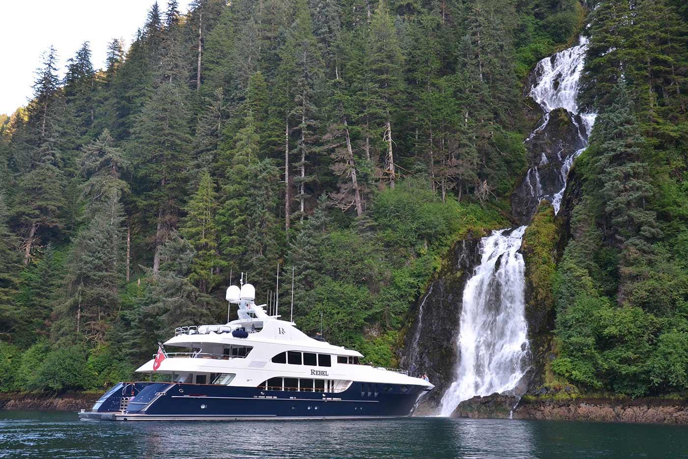 Alaska Yacht Charter Vacation