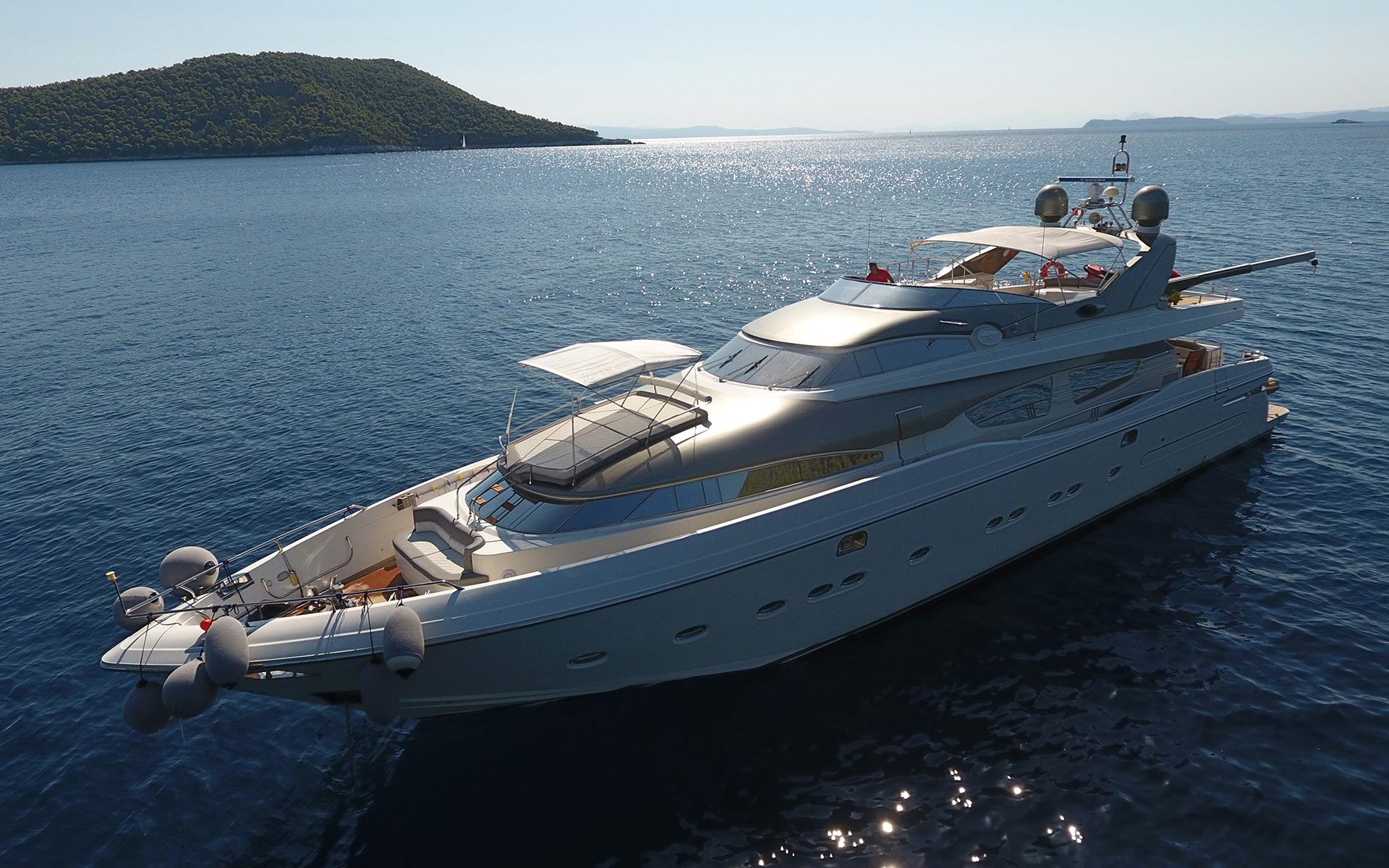 Albator 2 Motor Yacht