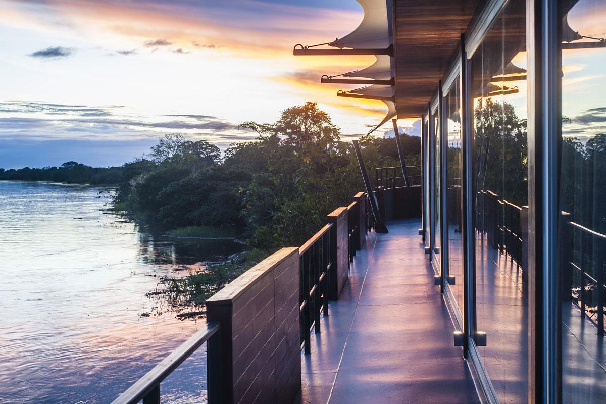 Aria Amazon Observation Deck