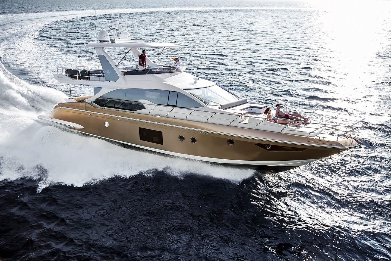 Azimut 66 Luxury Yacht