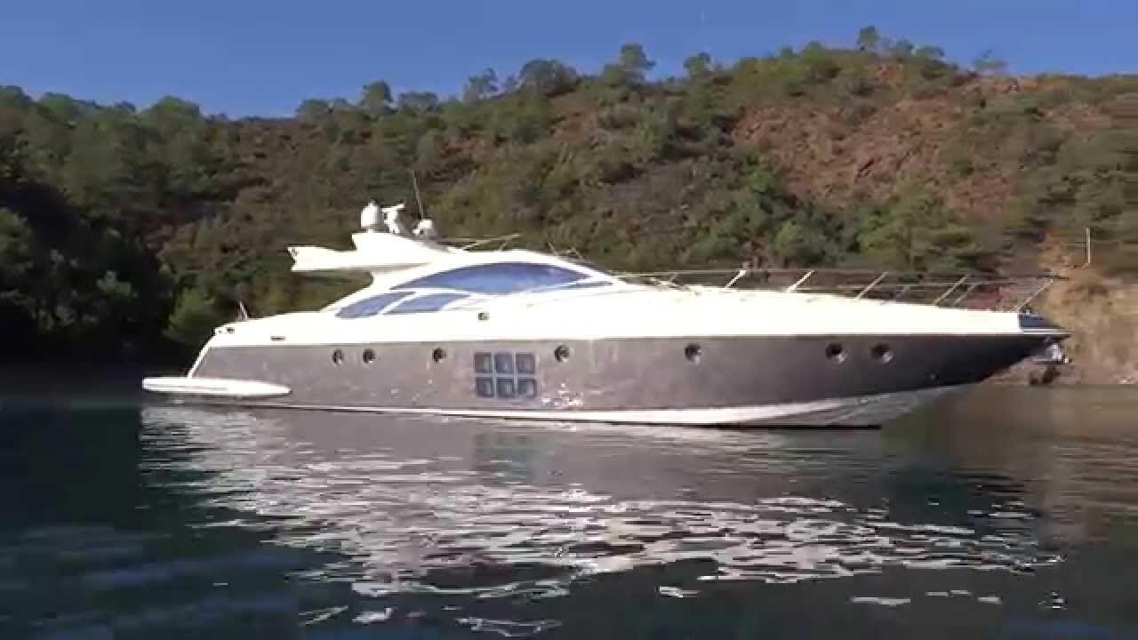 Azimut 86s Yacht 'M'