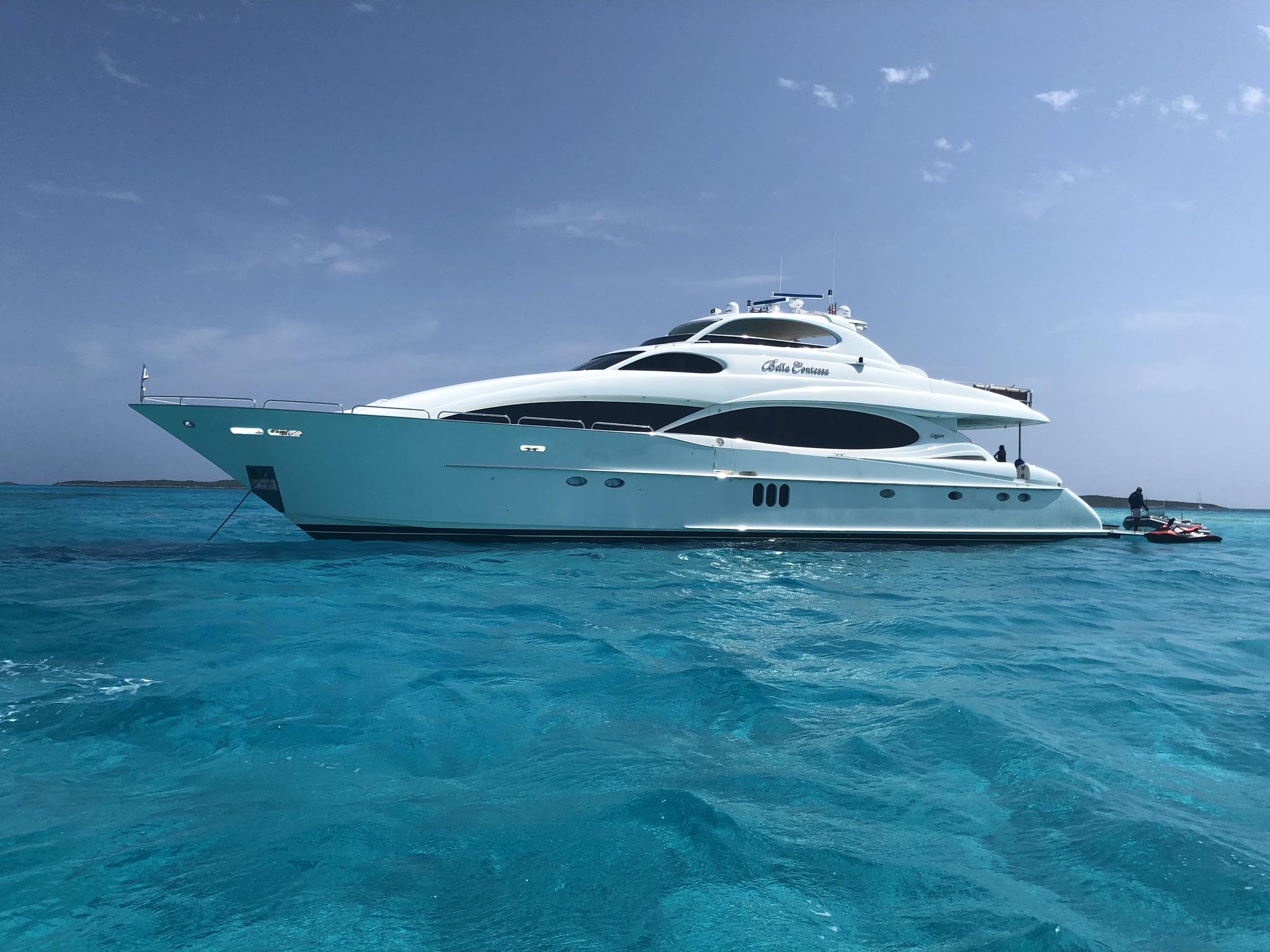 Bella Contessa Yacht Profile