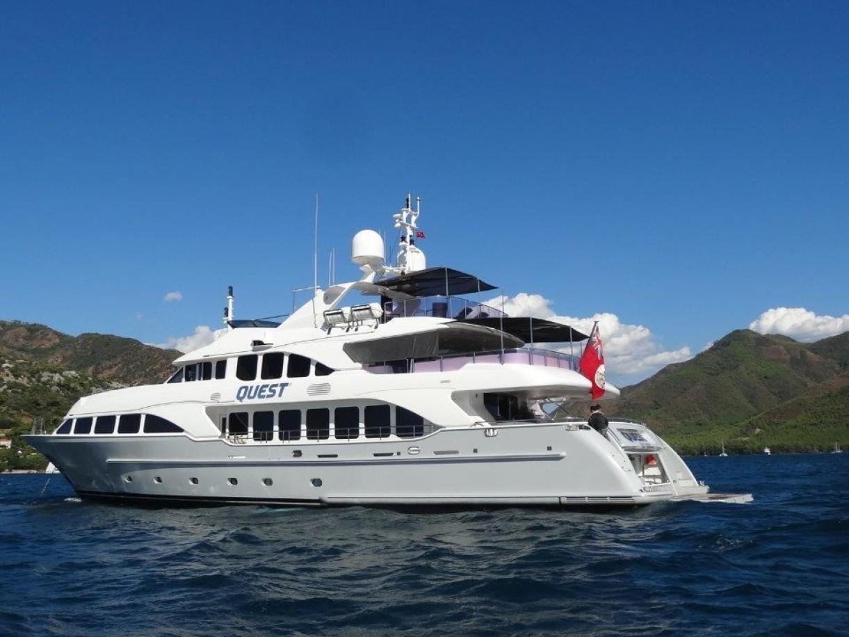 Benetti Yacht QUEST R