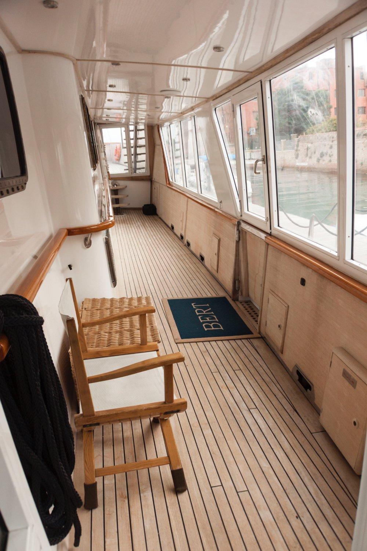 Bert Side Deck