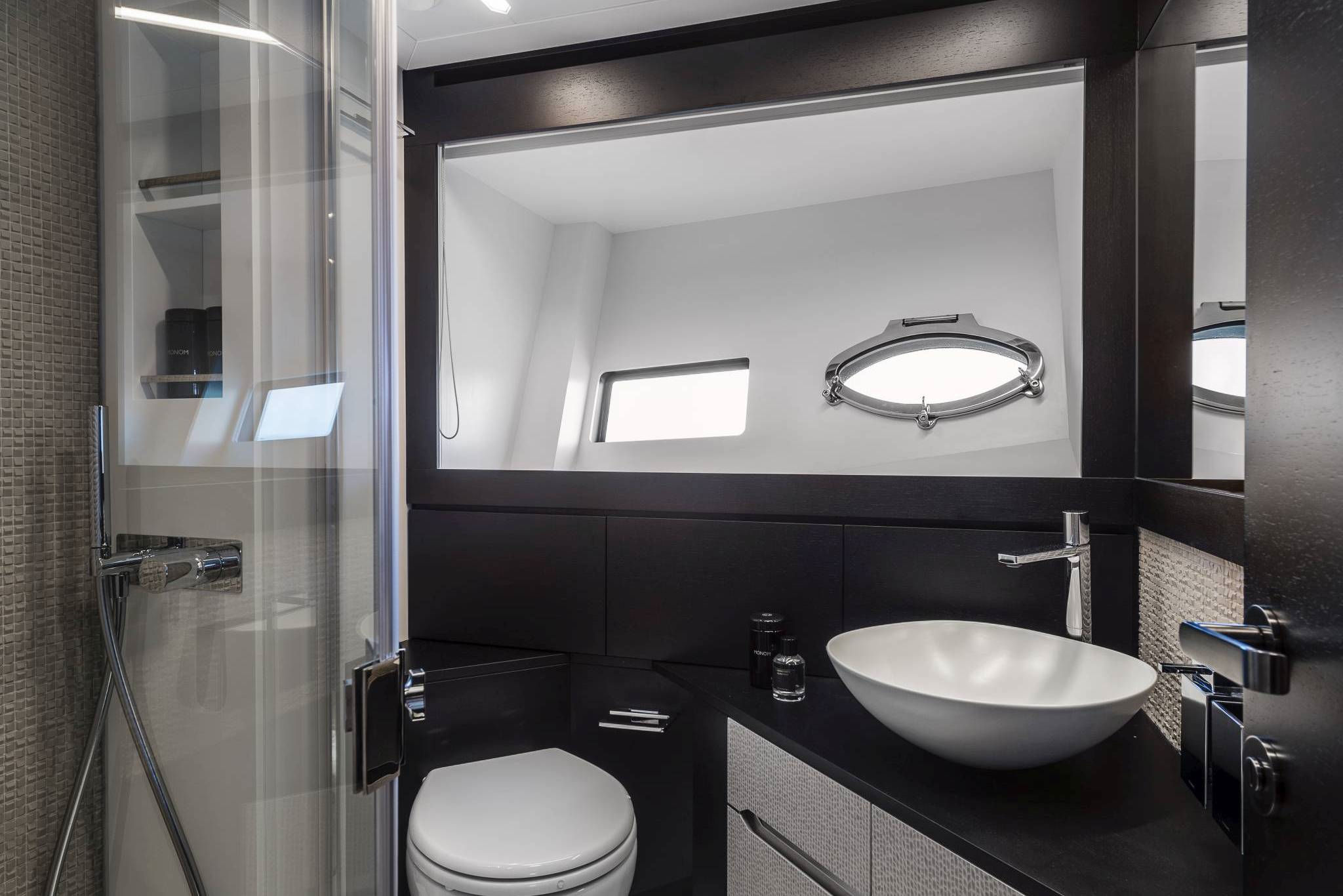 Beyond Bathroom Lower Deck