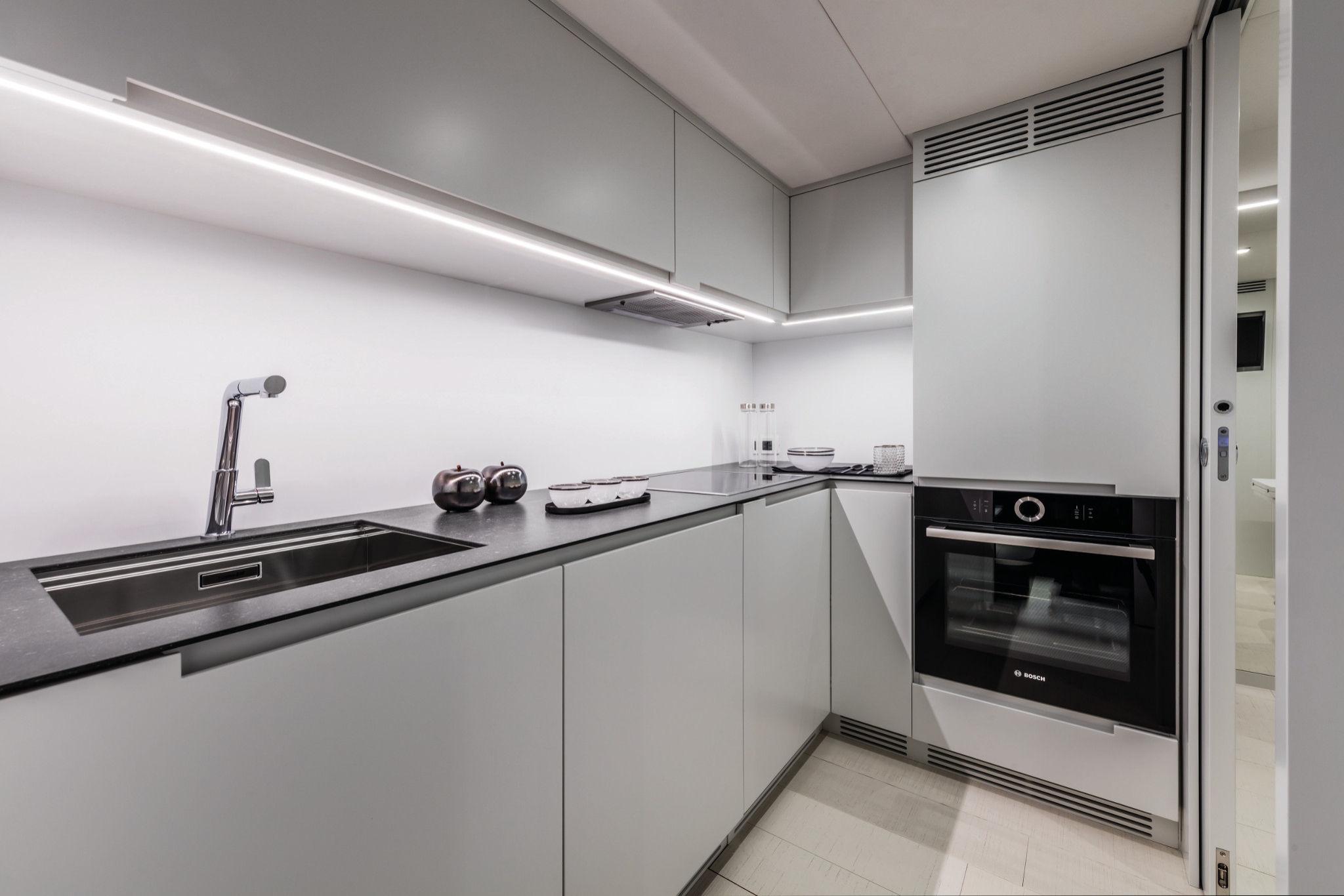 Beyond Interior Kitchen
