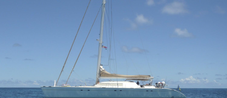 Catamaran LONESTAR
