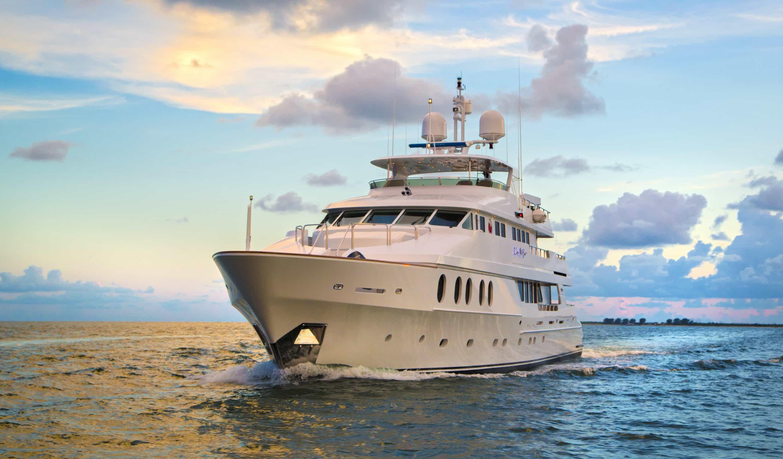 44M LUXURY SUPERYACHT Yacht Charter Details, Christensen ...