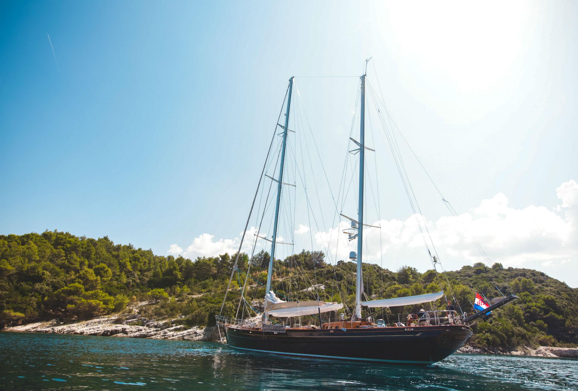 Croatia Luxury Sailing