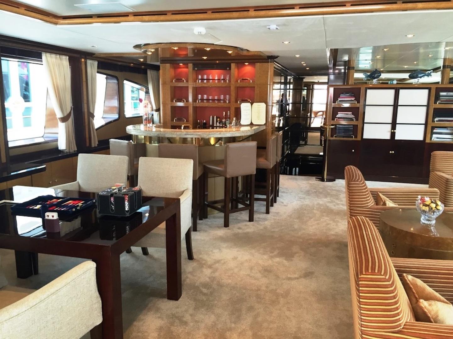 DIANE Upper Deck Saloon