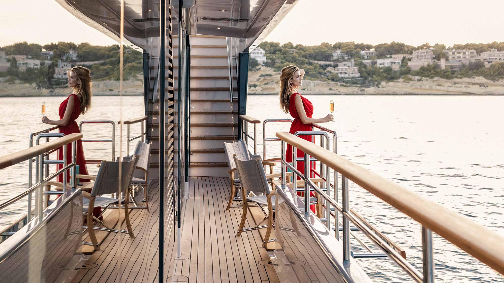 Deck Superyacht Lifestyle