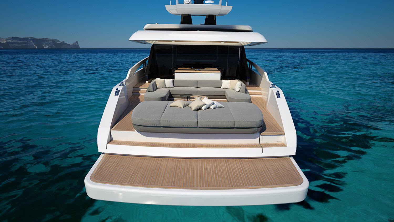 Yacht ONE, ISA Yachts | CHARTERWORLD Luxury Superyacht Charters