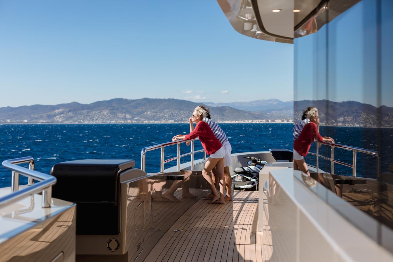 Enjoying The View - Lifestyle