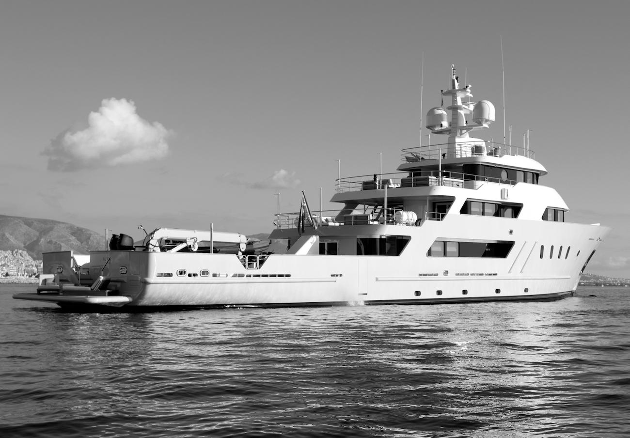 Explorer Yacht ASPIRE