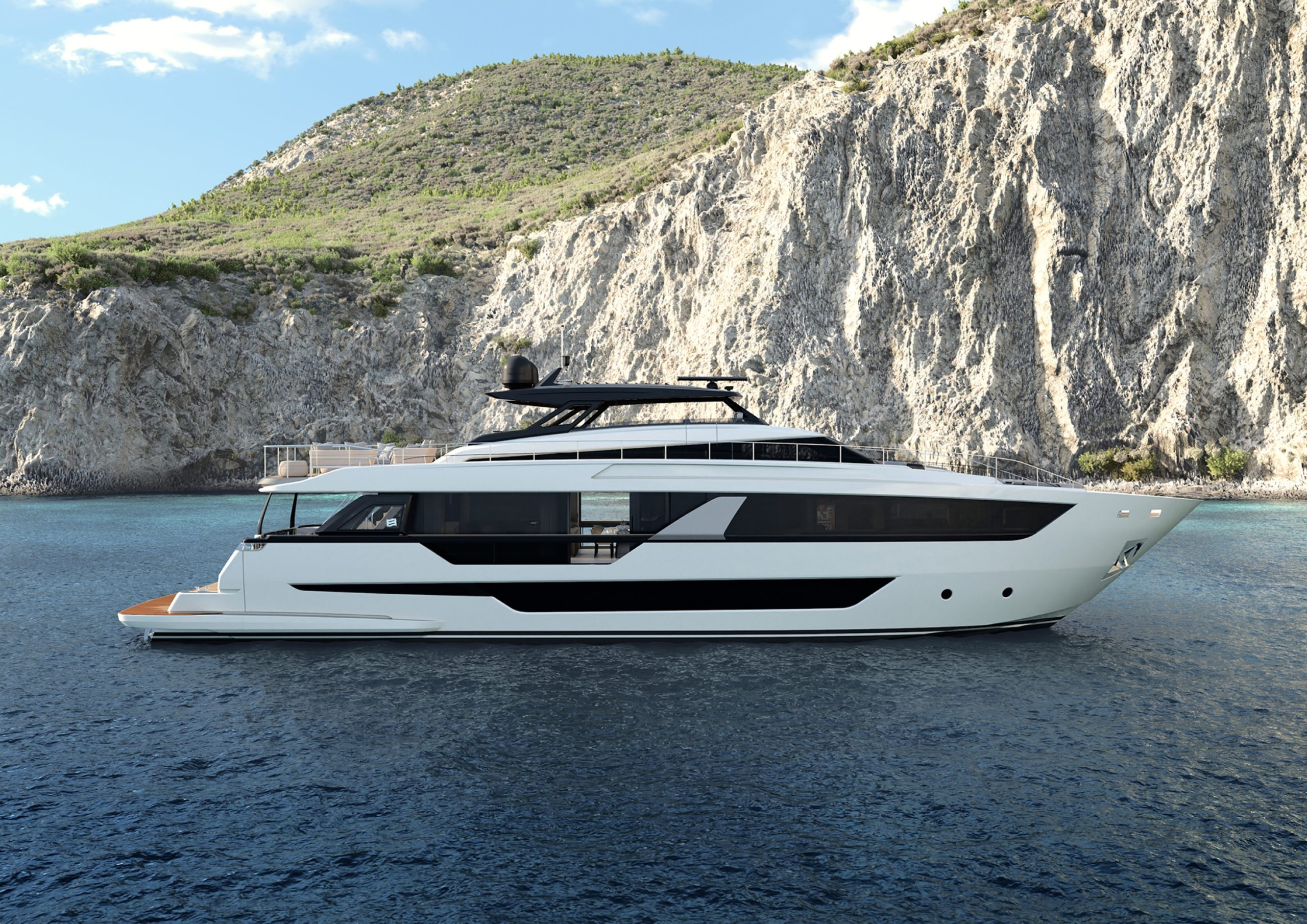 FY1000 YACHT EPIC
