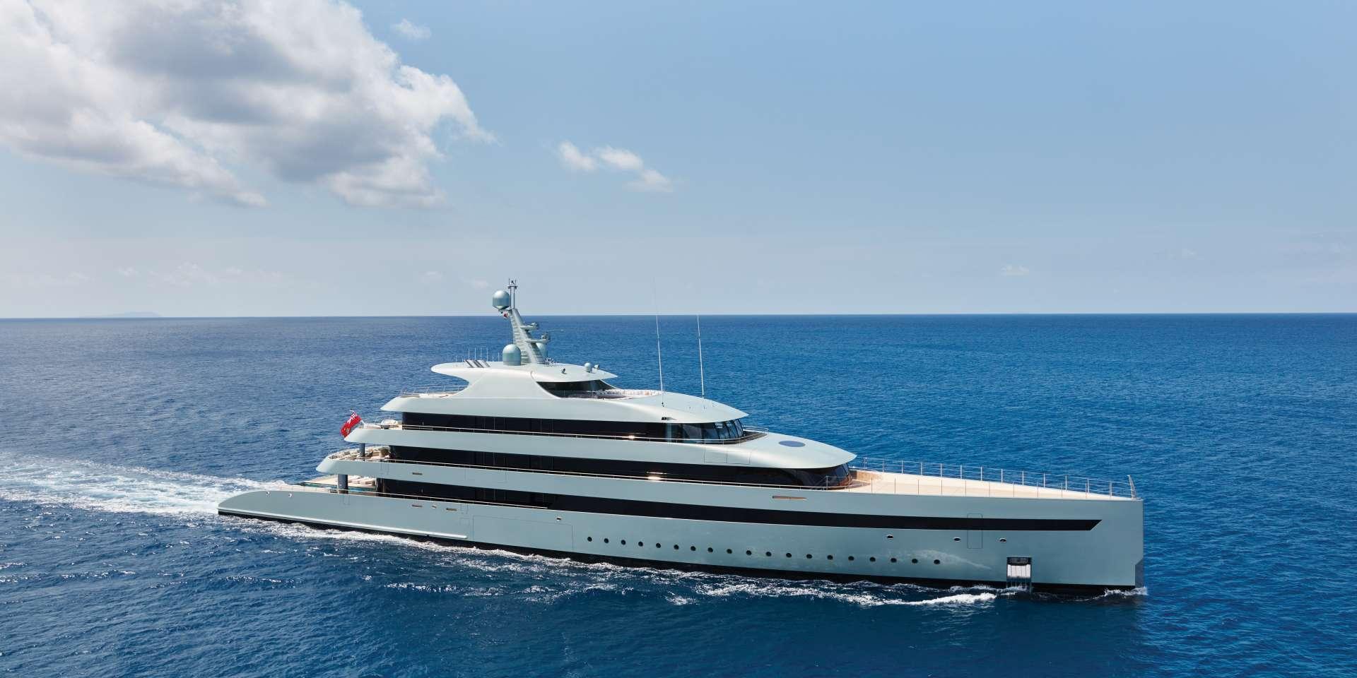 Feadship Superyacht 84m