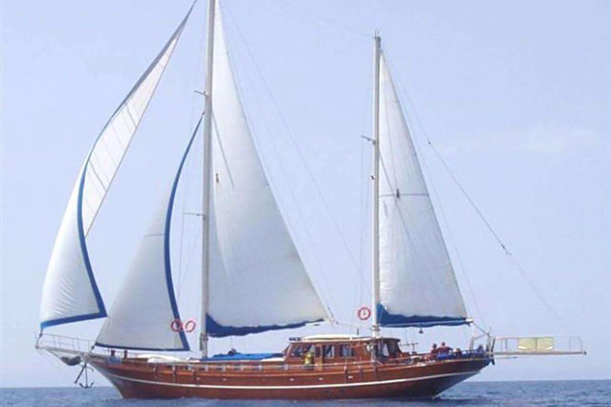 Gulet Bonaventura Sailing