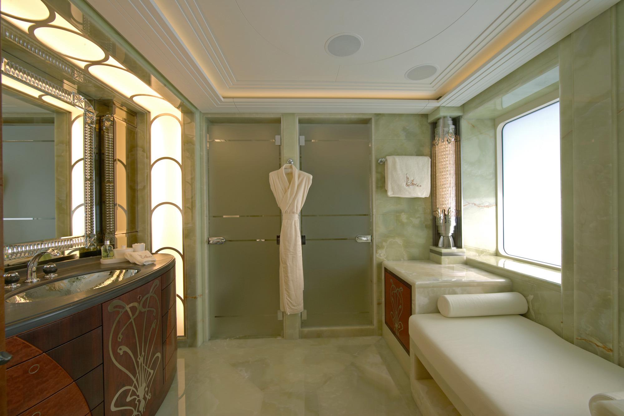His Master Bathroom