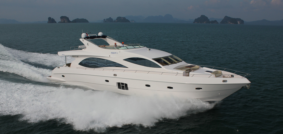 INFINITY 1 Motor Yacht