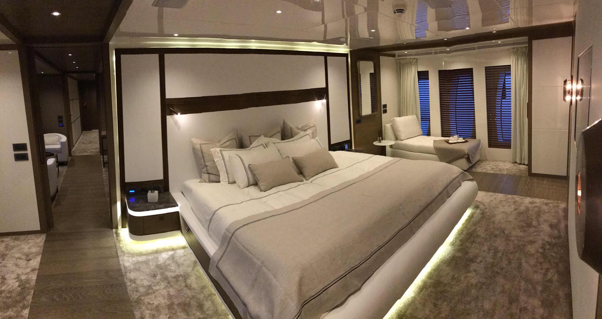 Liquid Sky CMB Yachts Charter Master