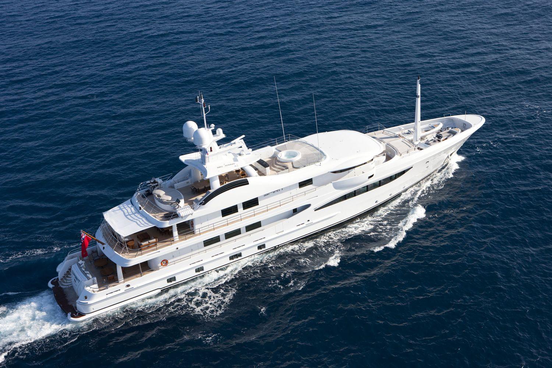 Lurssen Superyacht Of 73m