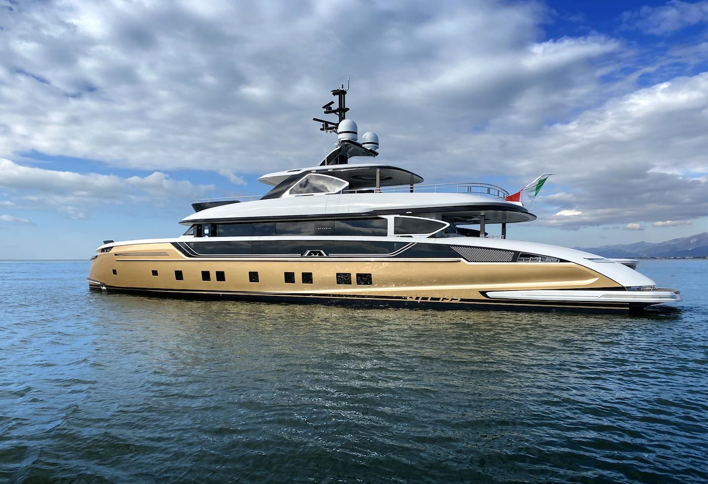 Luxury Yacht Stefania