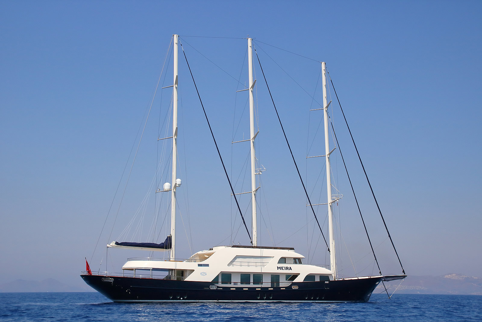 MEIRA 50m By Neta Marine Shipyard