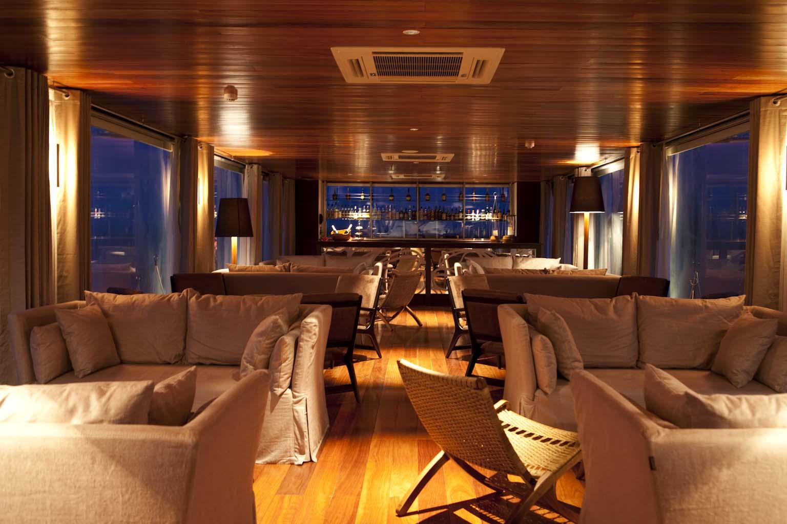 MV Aqua Luxury Amazon Cruise