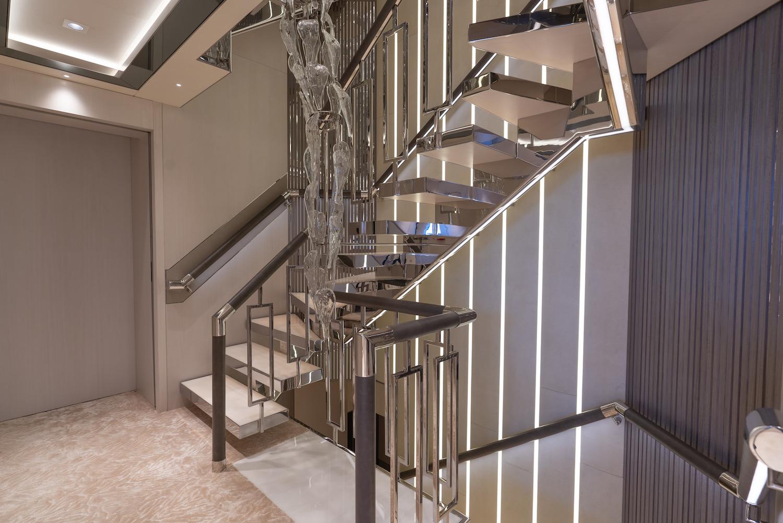 Main Deck Staircase 1