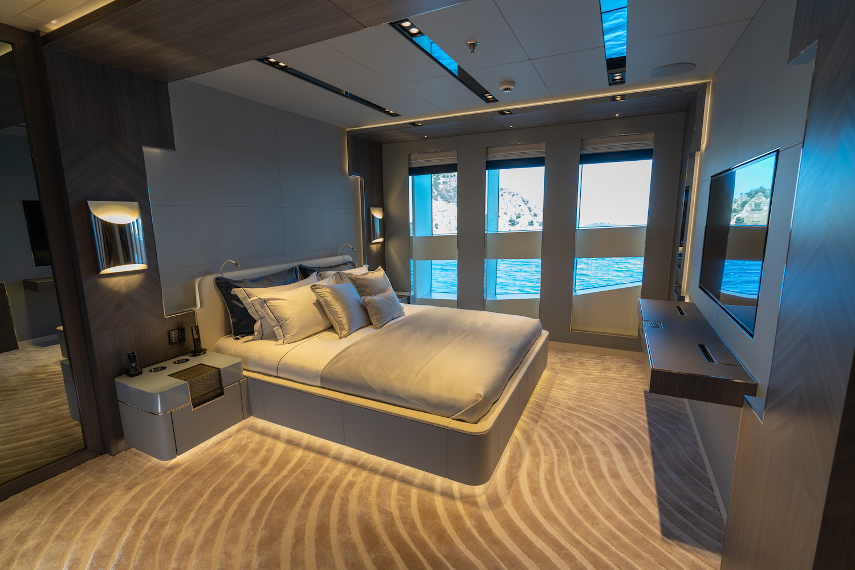 Main Deck VIP Guest Cabin