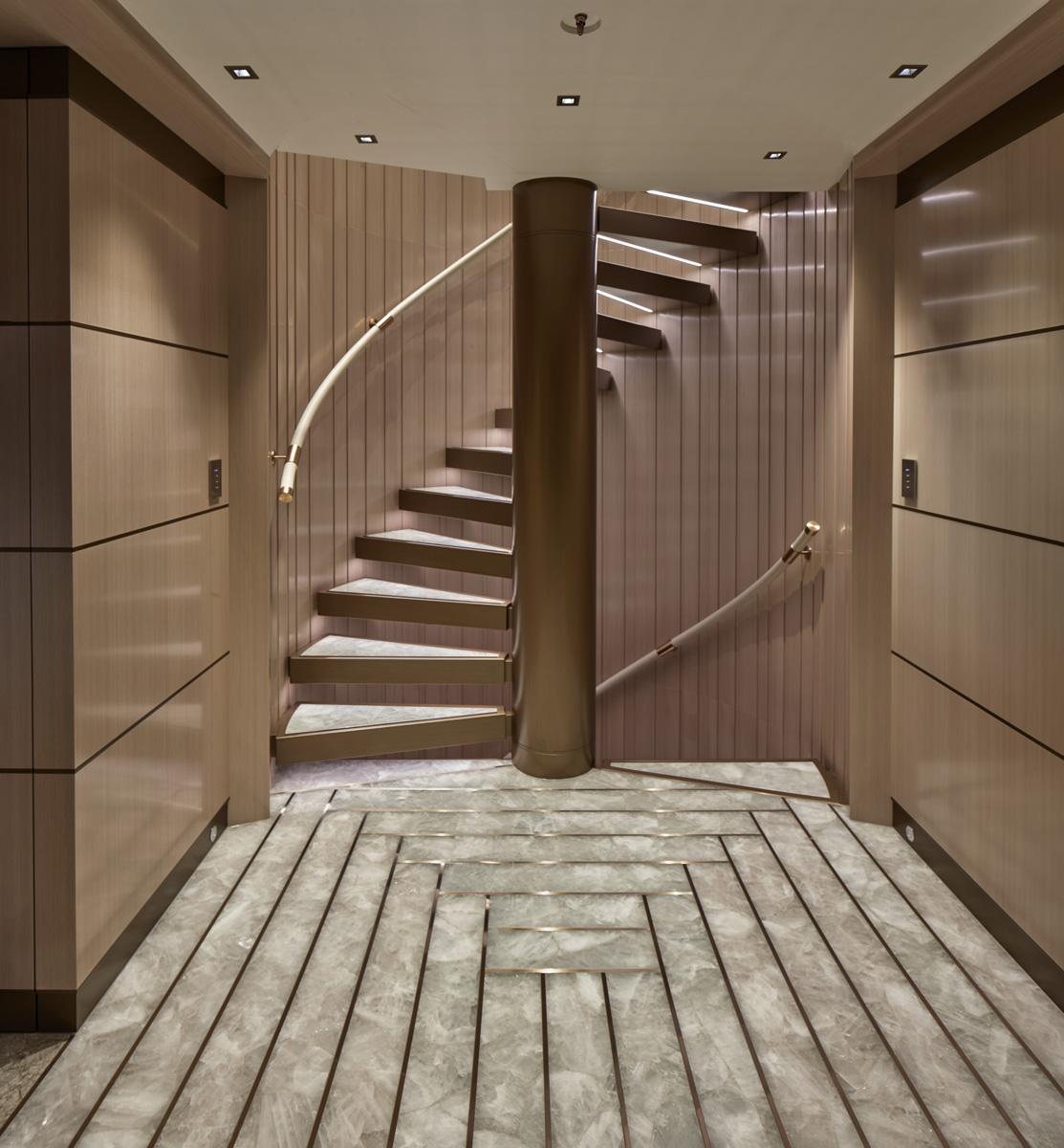 Maindeck Entrance Foyer