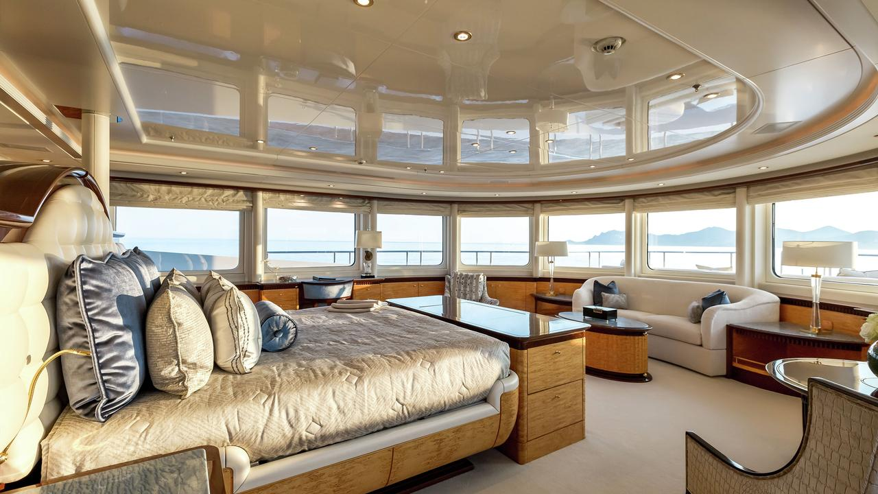 Master Cabin Image Gallery Luxury Yacht Browser By