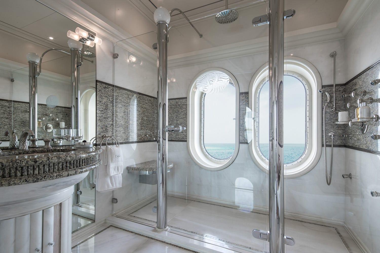 Master His Bathroom