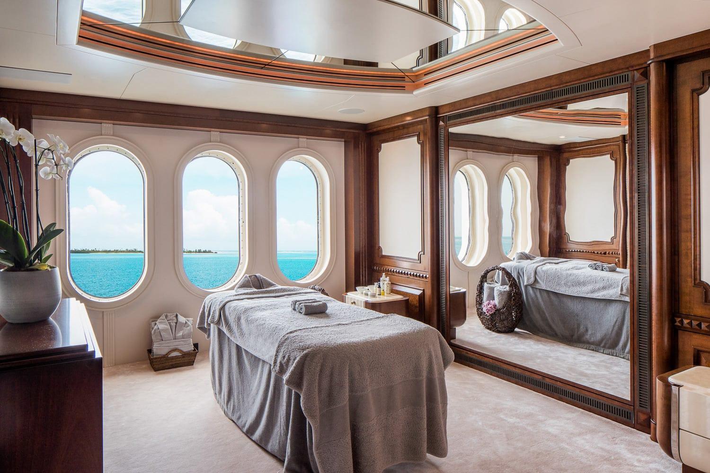 Master Massage Room